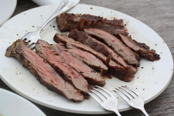 Guinness-Marinated Steak Sandwich Recipes — Dishmaps