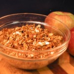 Dining Hall DIY: Fresh Apple Crisp