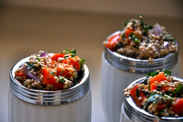 how to eat sprouted quinoa