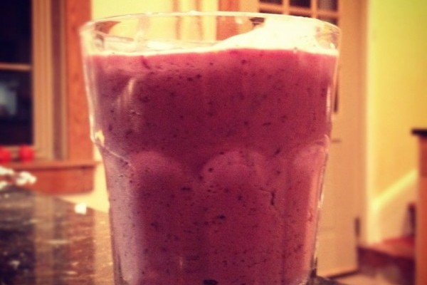 PB&amp;J Smoothie
