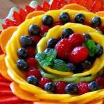 xmas fruit tart6skc