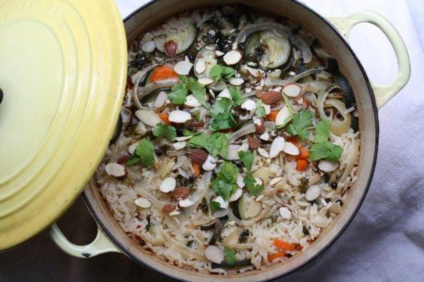 Zoe S Kitchen Rice Pilaf Nutrition