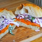 sweet potato sandwich