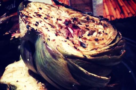 grilled artichoke SKC