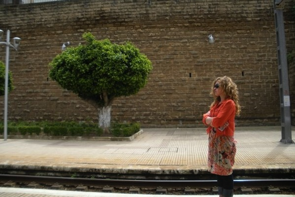 Rabat Train Station