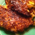 Corn fritter