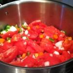 Tomato Sauce Mixture